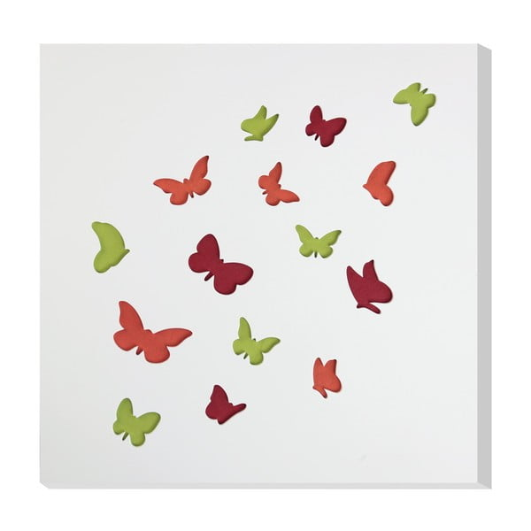 Nástenná dekorácia C-tru Butterflies