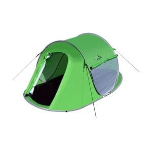Zelený stan pre 2 osoby Cattara Bovec