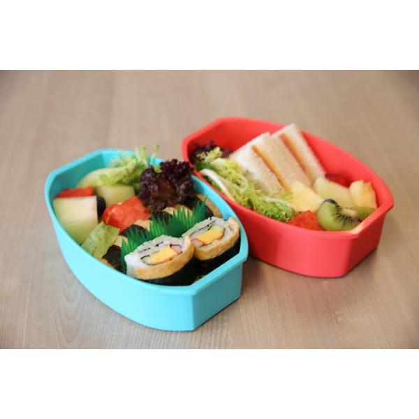 Desiatová krabička Bento G Lunch Aubergine Purple
