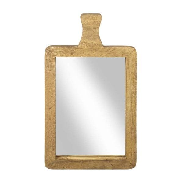 Zrkadlo Natural, 25x45 cm