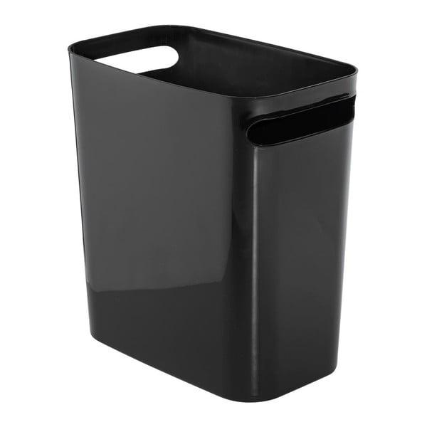 Úložný kôš Ina Black, 28x16,5cm