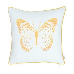 Obliečka na vankúš Apolena Butterfly, 43x43cm