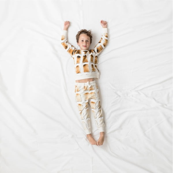 Chlapčenské nohavice Snurk Toast, 116