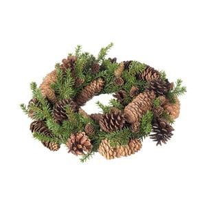Věnec Pine & Cones, 27 cm