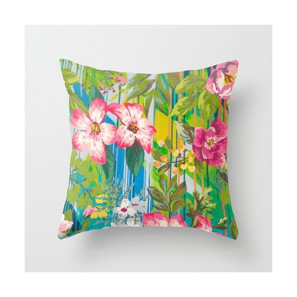 Obliečka na vankúš Floral II, 45x45 cm