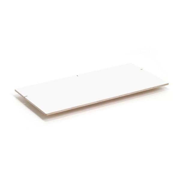 Doska stolu Studio - biela, 130x60 cm