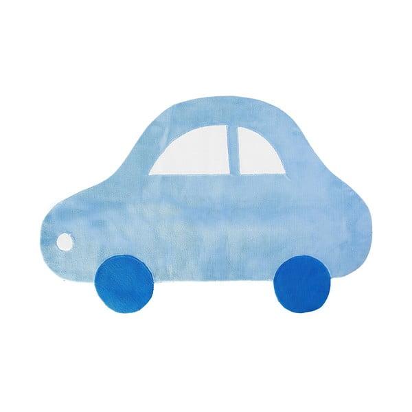 Detský koberec Mavis Car Blue, 100x150 cm