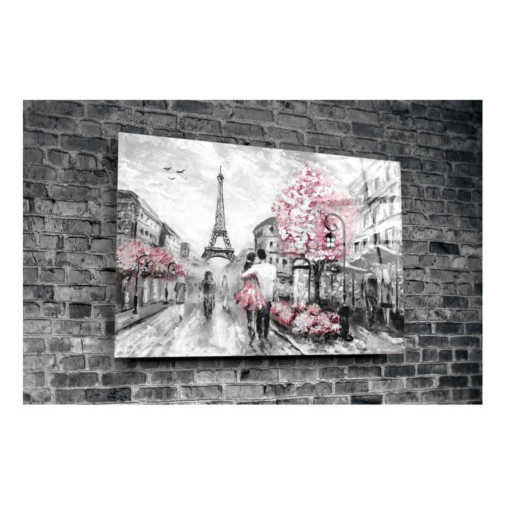 Sklenený obraz Insigne Melanie, 72 × 46 cm