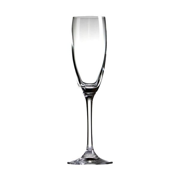 Sada 4 pohárov na šampanské Sola Champagner, 170 ml