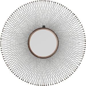 Zrkadlo Kare Design Wire Coachella, ø85cm