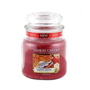 Vonná sviečka Yankee Candle Francúzsky Jablkový Koláč, doba horenia 65 - 90 hodín