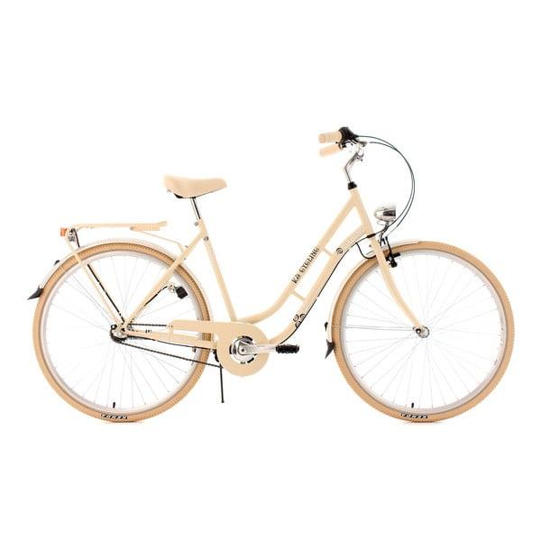 """Dámsky bicykel City Bike Casino Beige Three Gang, 28"""""""