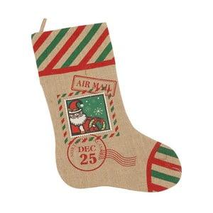 Ponožka na darčeky InArt Santa