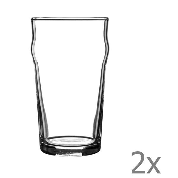 Sada 2 pohárov Essentials Nonik, 540 ml