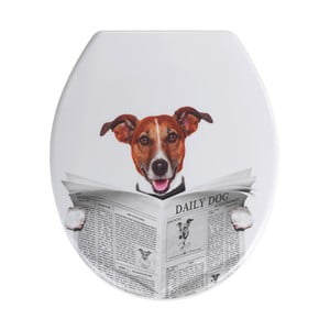 WC sedadlo Wenko Daily Dog, 45 x 38 cm