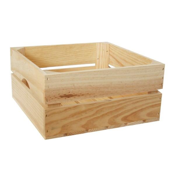 Prepravka Caja Natural, 31x15x31 cm