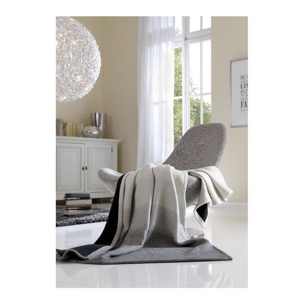 Deka Grey Radiant, 140x200 cm