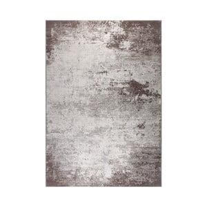 Hnedý koberec Dutchbone Caruse, 170 x 240 cm