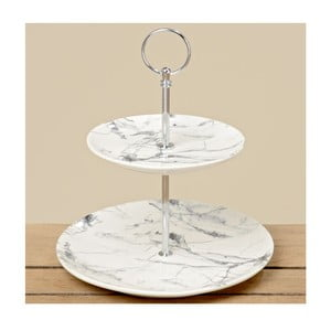 Etažér Marble, 24 cm