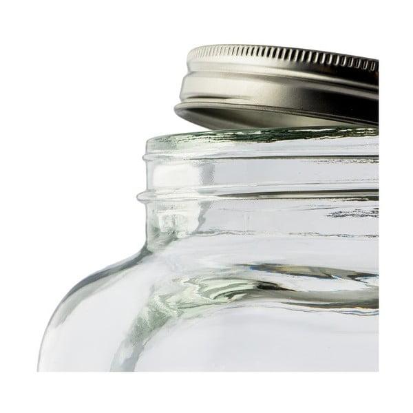 Sklenený barel na limonády Dispenser, 8 l