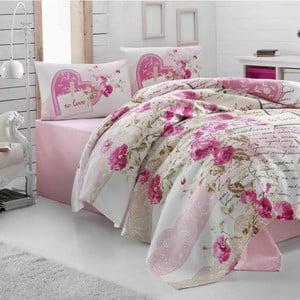 Obliečky Nice Pink, 200x230 cm