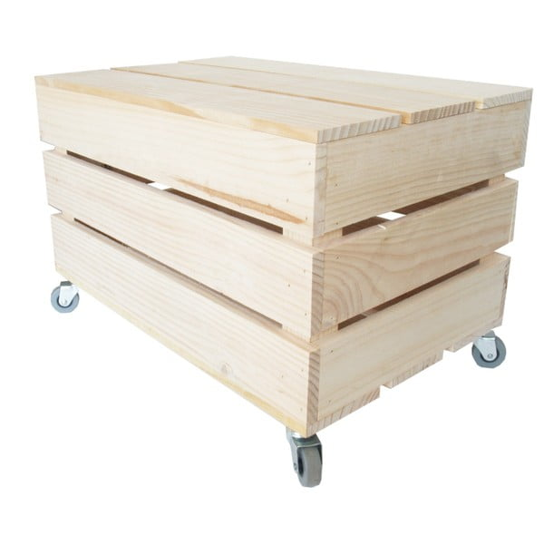 Box na kolieskach Chest, 50x27x32 cm
