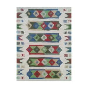 Vlnený koberec Kilim No. 192, 120x180 cm