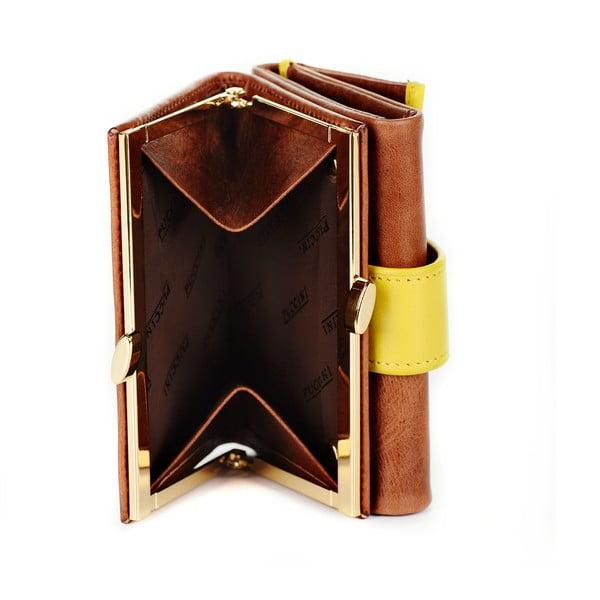 Kožená peňaženka Velletri Puccini