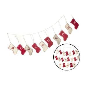 Adventný kalendár Parlane Stocking