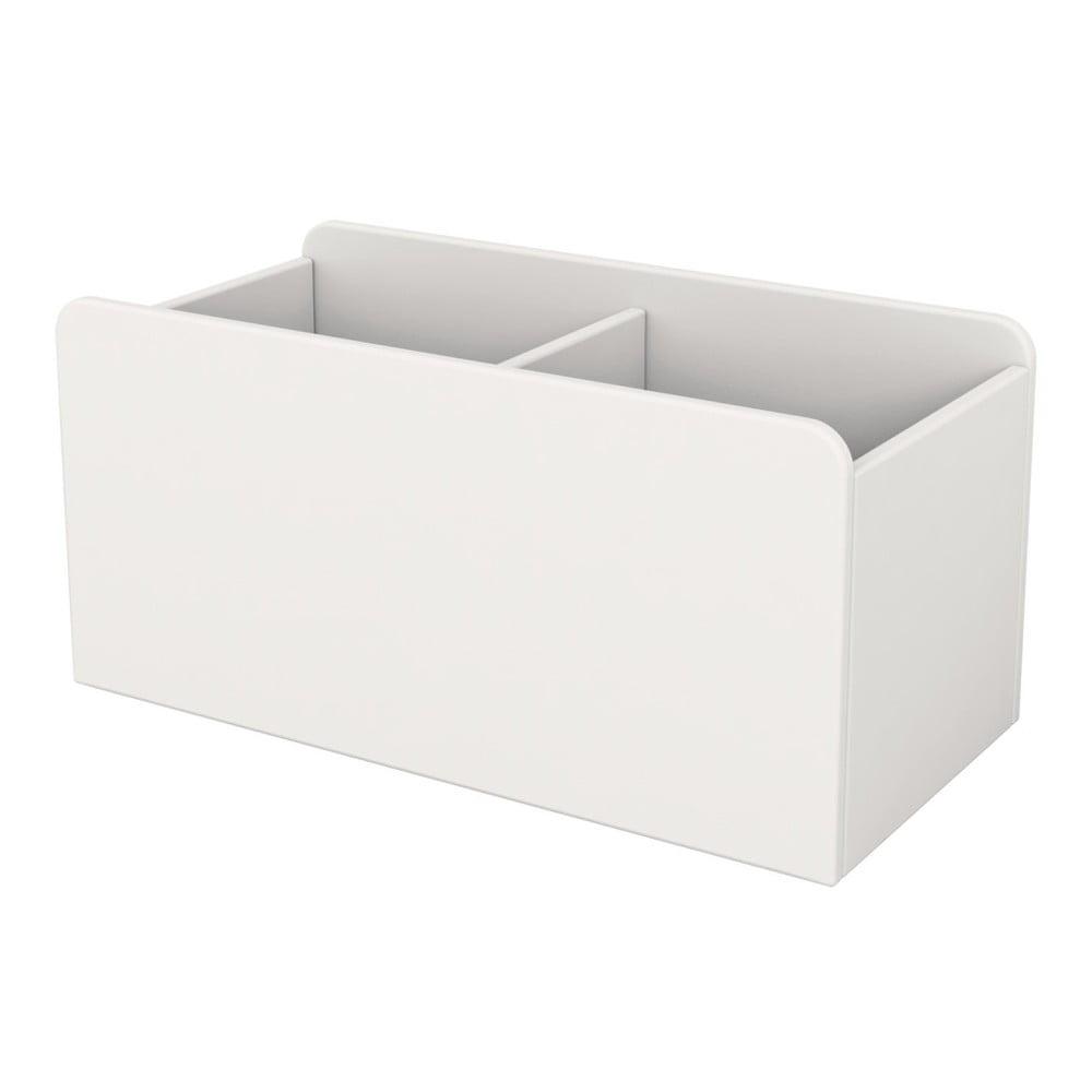 Biely detský box na hračky Flexa Shelfie