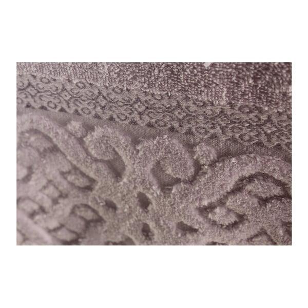 Sada 2 osušiek Meltem Lilac, 70x140 cm