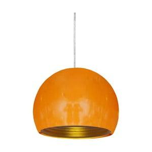 Závesné svetlo Pictor, oranžové