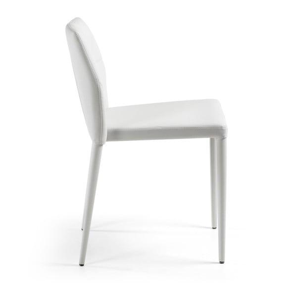 Stolička  Gravite, biela