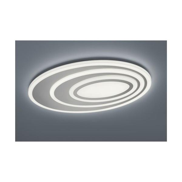 Stropné oválne LED svietidlo Trio Subara
