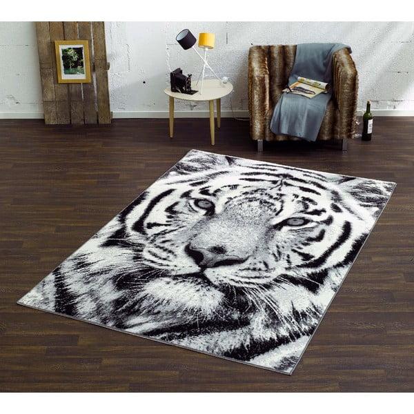 Koberec Safari - tiger, 160x225 cm