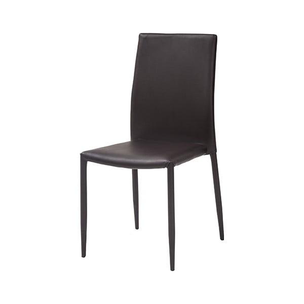 Jedálenská stolička Dani, moka