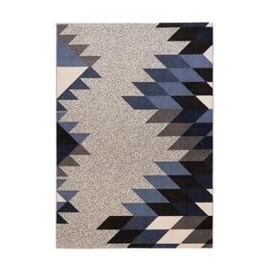 Modrosivý koberec DECO CARPET Milano Prestige, 160×230 cm