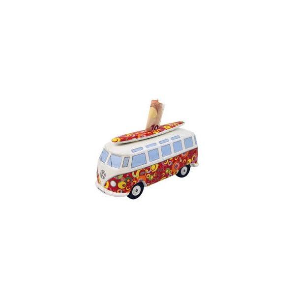 Pokladnička VW Surf Red
