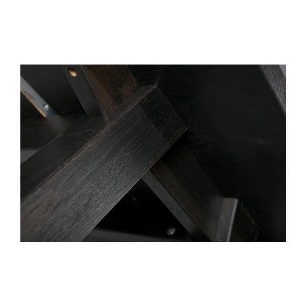 Jedálenský stôl z dubového dreva WOOOD Fenna, 90×220cm