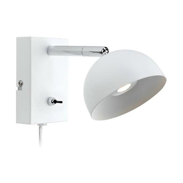 Nástenné svetlo Markslöjd Kinkiet 110, biele