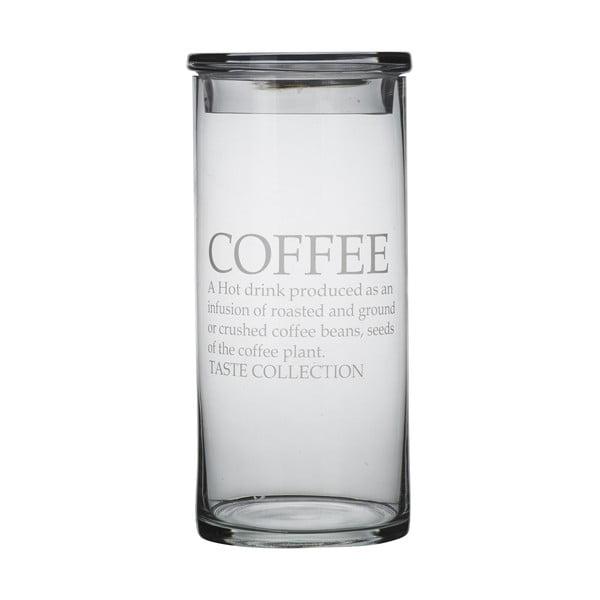 Dóza na kávu Clear Coffee
