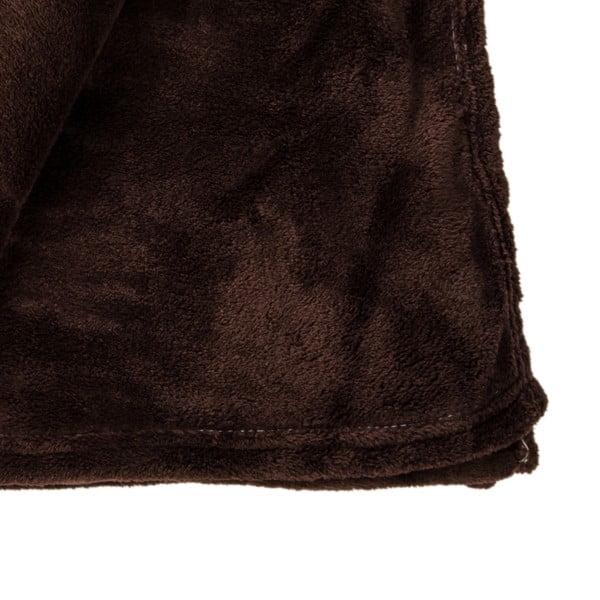 Prehoz Sherpa Brown, 220x240 cm
