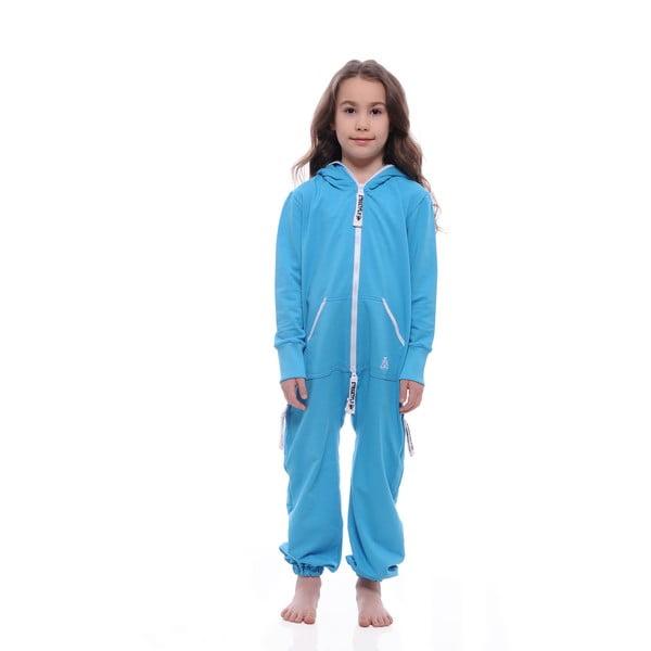 Detský overal Summer Sky Blue, 8-9 rokov