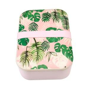 Bambusový box na desiatu Rex London Tropical Palm