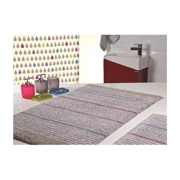 Kúpeľňová predložka Sorema Drop, 60x100 cm
