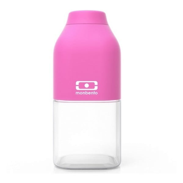 Fľaša Monbento Positive Pink, 330ml