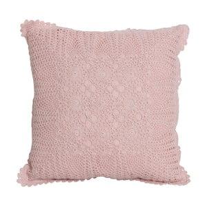 Ružová obliečka na vankúš Opjet Jules, 40x40 cm