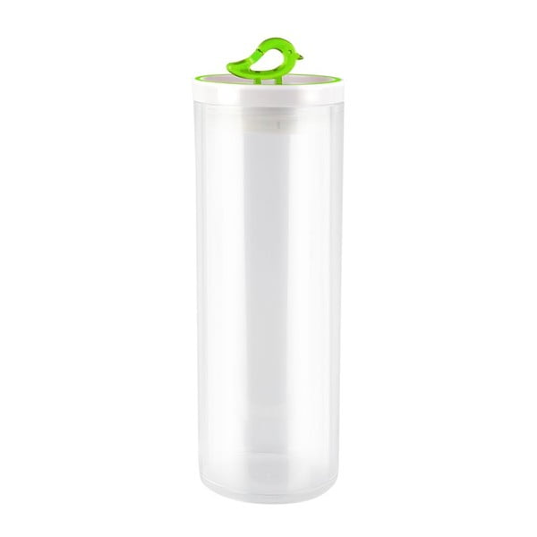 Zelená dóza Vialli Design Livio, 1,8 l