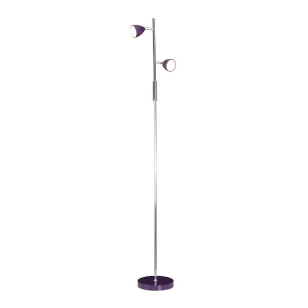 Stojacia lampa Andrew Purple