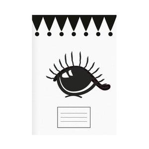 Sada 2 zápisníkov Big Eye, A5